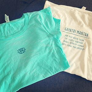 Gayatri Mantra T Shirt